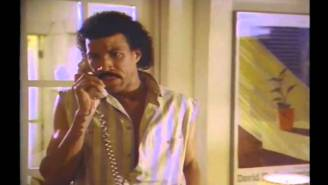 Lionel Richie Gets Really, Really Creepy In The Music-Less Version Of 'Hello'