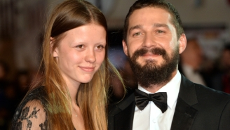 Shia LaBeouf Says He 'Would Have Killed' His Girlfriend Mia Goth In A Post Fight Video