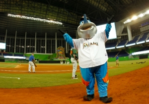 Are The Marlins Pumping Fart Noises Into Their Stadium?