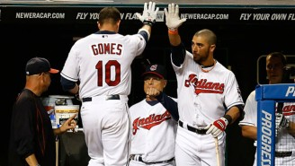 The Indians Refuse To Trade Mike Aviles While His Daughter Battles Leukemia