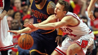 Mike Dunleavy, Jr. Will Sign A Three-Year, $14 Million Deal With The Bulls