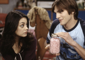 That Ashton Kutcher And Mila Kunis Got Married This Weekend Show