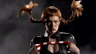 Milla Jovovich Finally Gives 'Pippi Longstocking' The Superhero Treatment She Deserves