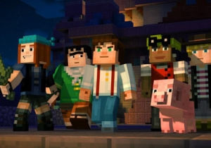 Five Games: 'Minecraft: Story Mode' And Everything Else You Need To Play This Week