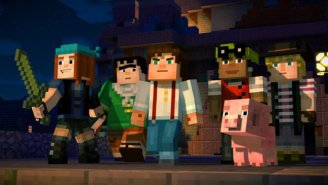 'Minecraft: Story Mode' Gets A Trailer And An All-Star Cast