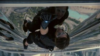 Get Ready For 'Rogue Nation' With These Awesome 'Mission: Impossible' Stunts