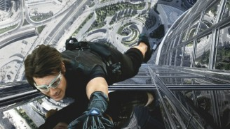 Here Are Seven Things You (Probably) Didn't Know About The 'Mission: Impossible' Movies