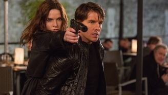 'Mission: Impossible – Rogue Nation' Is A Lot Like The First 'MI' Movie, Including Being Very Good