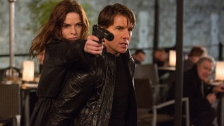 Review: Tom Cruise proves there's plenty of life left in 'Mission: Impossible'