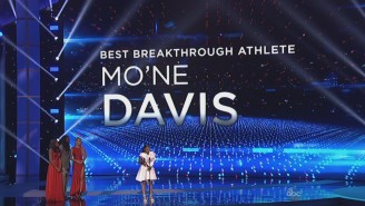 Cardale Jones' Response To Mo'ne Davis Winning The ESPY For Best Breakthrough Athlete Was Perfect