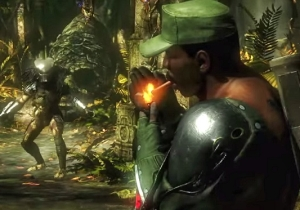 The Predator Trailer For 'Mortal Kombat X' Materializes