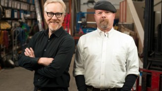 Adam Savage Is Taking Photos From His Final Day On The 'Mythbusters' Set