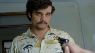 Watch The Explosive Full-Length Trailer For Netflix's Pablo Escobar Series, 'Narcos'
