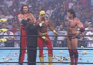 The Best And Worst Of WCW Monday Nitro 7/8/96: We're Going To Disney World