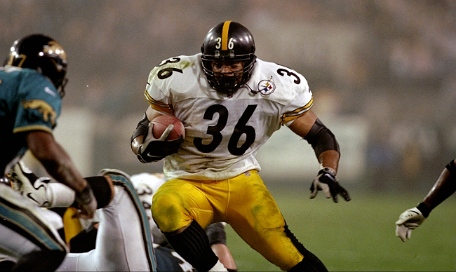 nfl jerome bettis