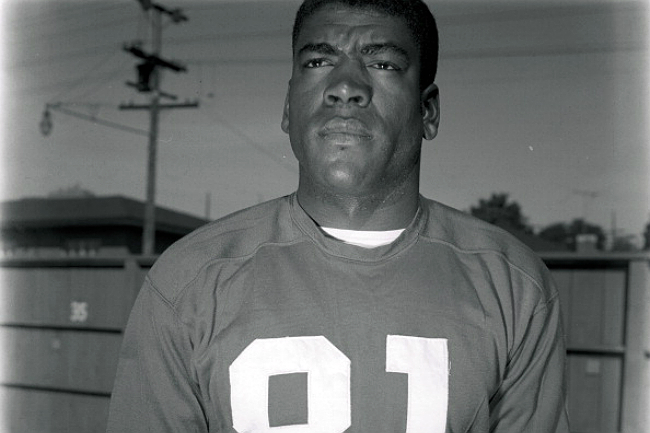 "nfl Richard ""Night Train"" Lane"