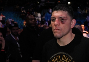 UFC Fighter Nick Diaz Is Going To Jail For Driving Under The Influence