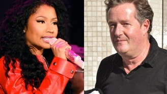 Piers Morgan proves Nicki Minaj's point for her with a racist rant