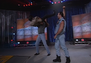 The Best And Worst Of WCW Monday Nitro 6/17/96: A Good American Bash