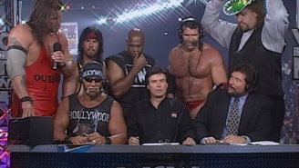 The Definitive, Too-Sweet Ranking Of The 33 Original nWo Members