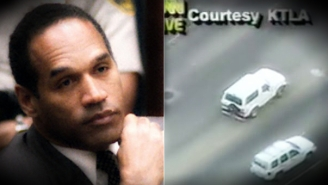 Juice On The Loose: Remembering The Day O.J. Simpson's 'The Chase' Captivated America