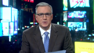 Keith Olbermann Will Not Receive A New Contract With ESPN