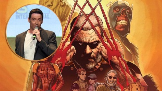 Hugh Jackman Confirms 'Old Man Logan' And A Wolverine Cameo In 'X-Men: Apocalypse'