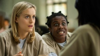 Here's What Happened When One Fan Sneaked Onto The 'Orange Is The New Black' Set
