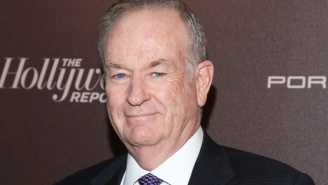Bill O'Reilly Was Reportedly A Chick Magnet In The Hamptons Last Weekend