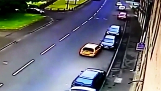 This Scottish Driver Could Be The Worst Parallel Parker In The World