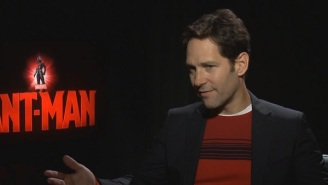 The Stars Of 'Ant-Man' Have Some Advice For Marvel's New Spider-Man