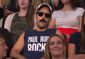Paul Rudd Is Desperate To See More Paul Rudd And His Elephant Pee-Pee On 'Late Night'