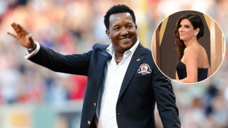 Pedro Martinez's Hall Of Fame Induction Is A Reminder Of This Sandra Bullock Sex Story