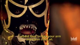 The Over/Under On Lucha Underground Episode 36: Ian's Rotten