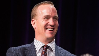 Peyton Manning Made A Low-Key Visit To The Site Of The Chattanooga Shooting