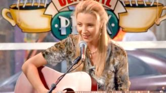 These 'Friends' Lines Prove Phoebe Was Never Afraid To Speak Her Mind