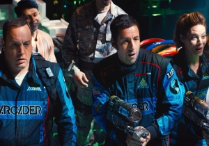 Review: 'Pixels' falls apart before Adam Sandler is even a factor in things