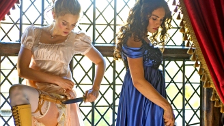 'Pride and Prejudice and Zombies' First Look: Do we even care anymore?