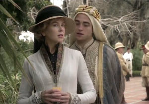 All The Boys Love Nicole Kidman In Werner Herzog's 'Queen Of The Desert'