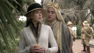 All The Boys Love Nicole Kidman In Werner Herzog's 'Queen Of The Desert'