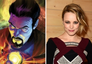 Marvel Allegedly Offered Rachel McAdams A Role In 'Doctor Strange'