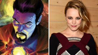 Marvel Allegedly Offered Rachel McAdams A Role In 'Doctor Strange'
