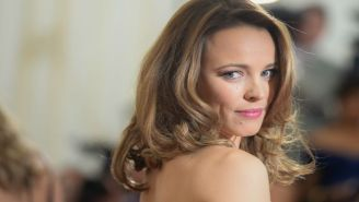 Rachel McAdams Confirms That She's Been Cast In 'Doctor Strange'