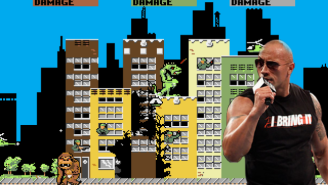 Dwayne Johnson's 'Rampage' Will Be A 'San Andreas' Reunion