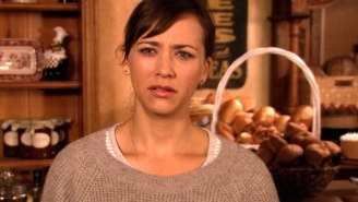 Rashida Jones Asked Robin Thicke To The Prom Then Thought Better Of It