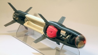 3D Printed Missiles Are Quickly Becoming A Reality