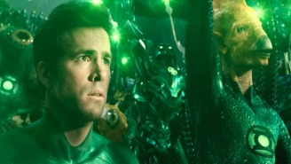 Green Lantern Can't Even Get A Cameo In DC's Movies