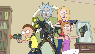 HBO Max Has Scored Exclusive Rights To Stream 'Rick And Morty'
