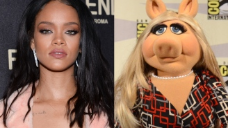Thanks, Internet: Here's Miss Piggy mashed-up with Rihanna's 'BBHMM'