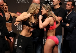 UFC 190 Predictions: How Fast Will Ronda Rousey Defeat Bethe Correia?